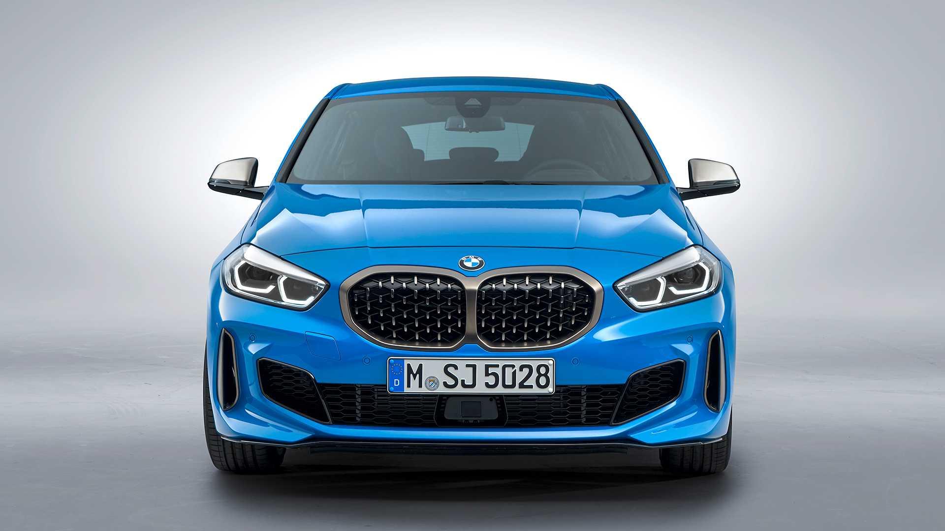 Nowe BMW serii 1