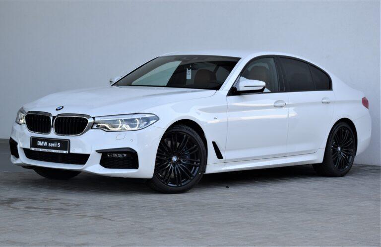 | BMW 530d | Model MSport | Dostępny od ręki |