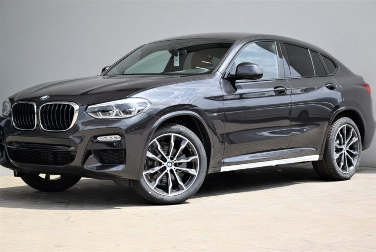 BMW X4 Model MSport Diesel 190km