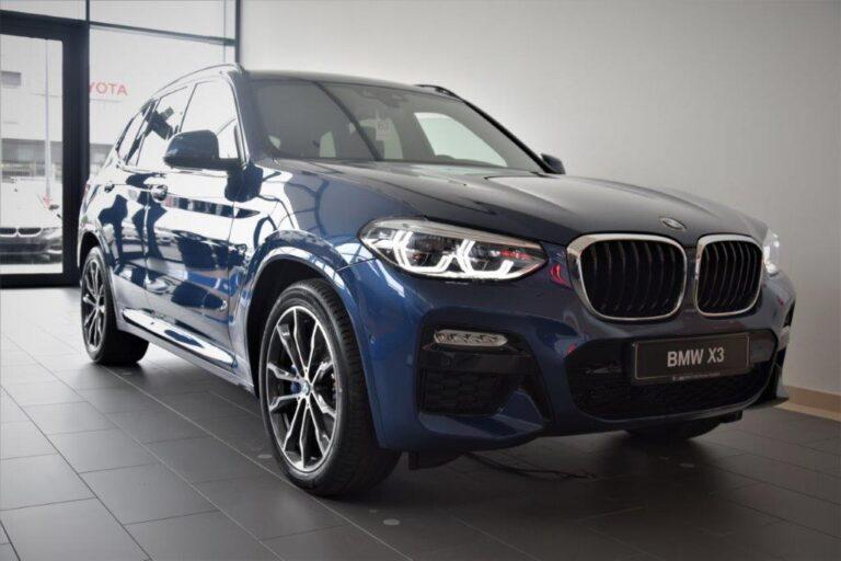 | BMW X3 30d | Model Msport | Gotowy do odbioru |