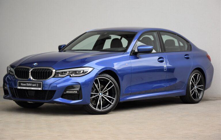 | BMW 320d xdrive | Model MSport | Nowy gotowy do odbioru |