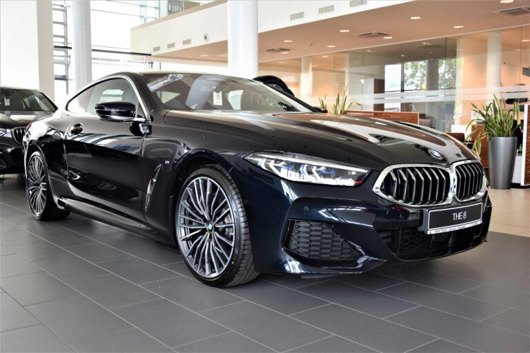 | BMW 840d 320km | Nowy dostępny od ręki | Model MSport |