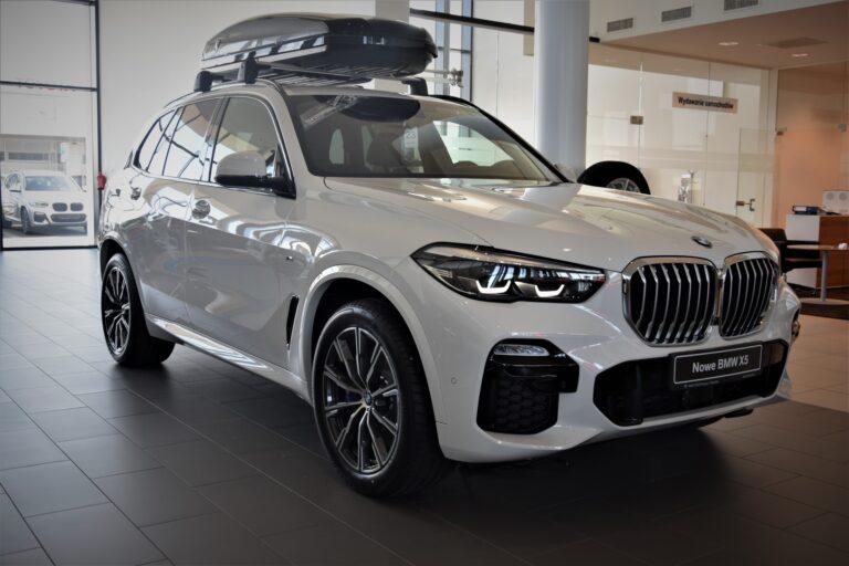 | BMW X5 30d xdrive | Nowy gotowy do odbioru | BMW Team |