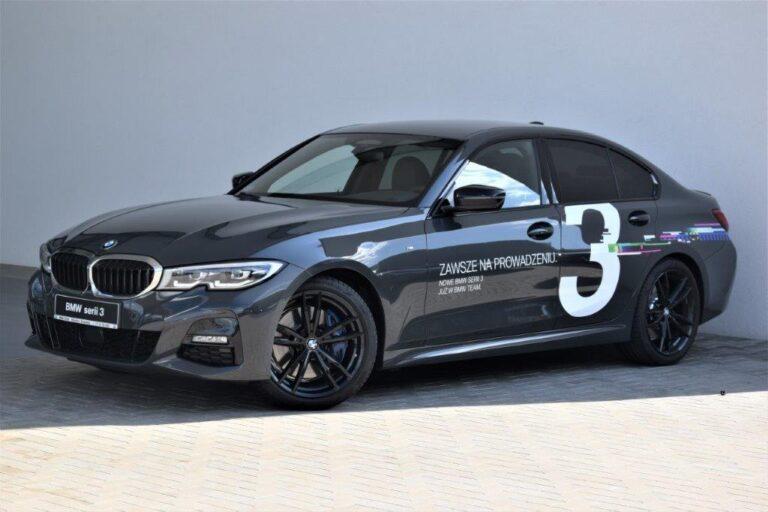 | BMW 330i | Auto demonstracyjne | Jak nowe- dostępne od ręki |