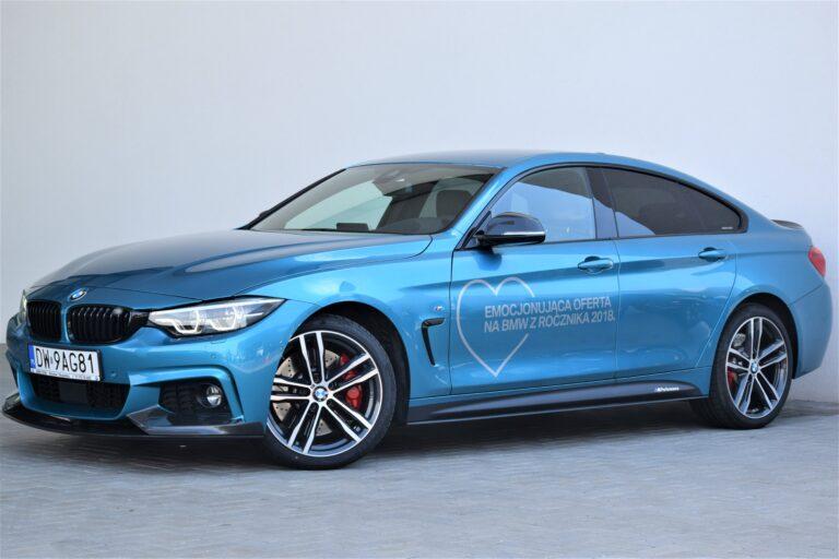 | BMW 440i | M-Performance | DEMO | 326km |