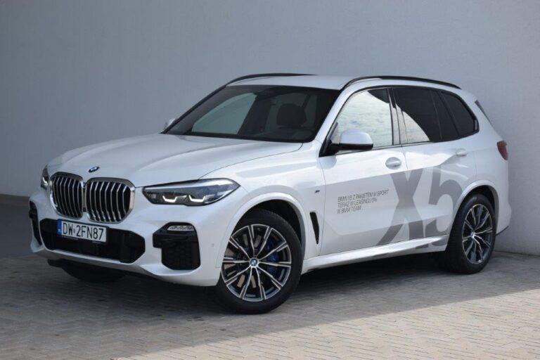 | BMW X5 30d | DEMO | Gotowy do odbioru | MSport |