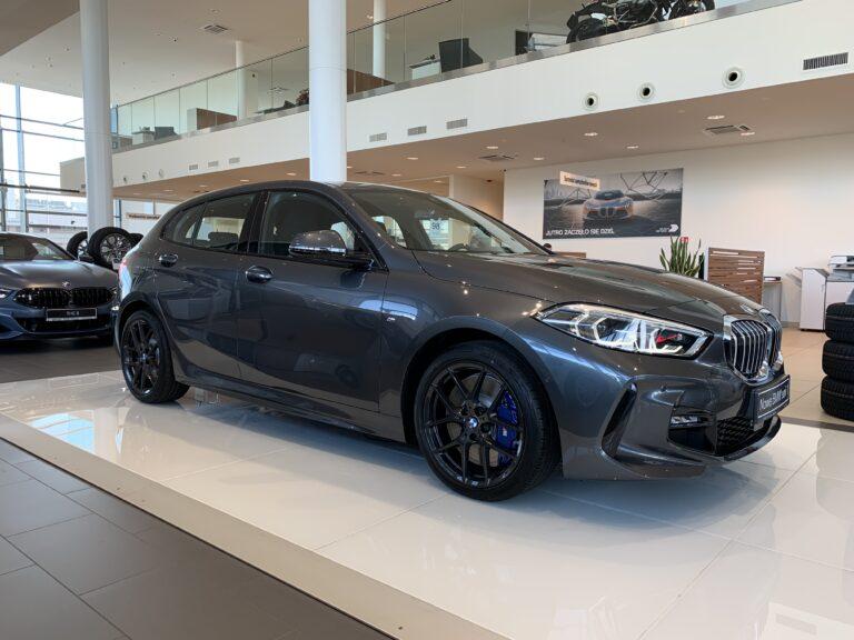 | Nowe BMW serii 1 | 118i 140km | Model MSport |