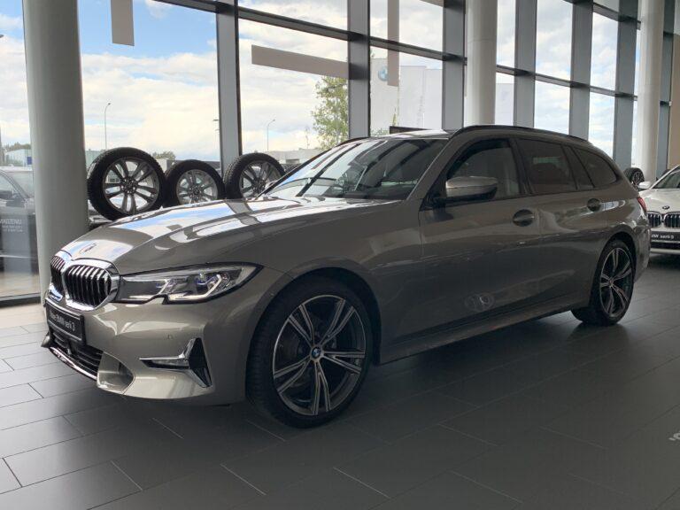 | Nowe BMW serii 3 Touring | 320d xdrive | Gotowy do odbioru |